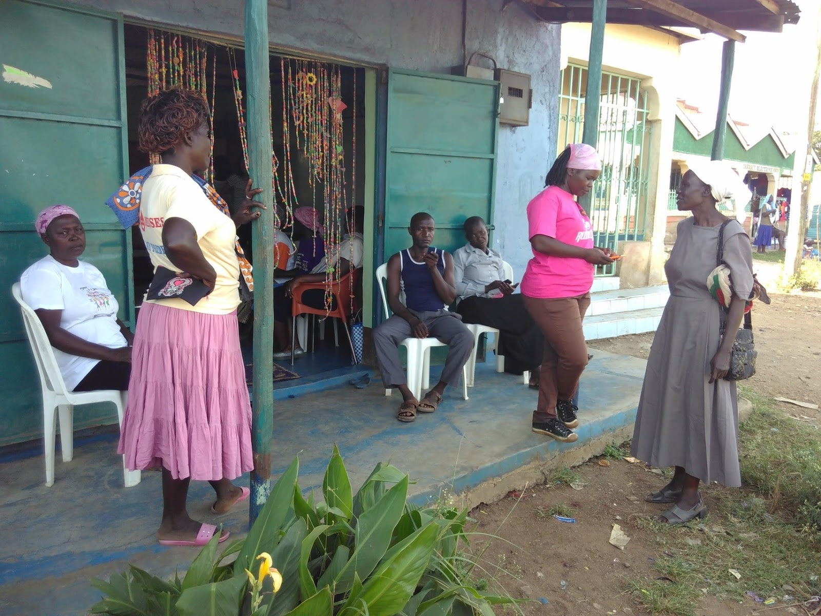Conversations With Female Mentors In Western Kenya