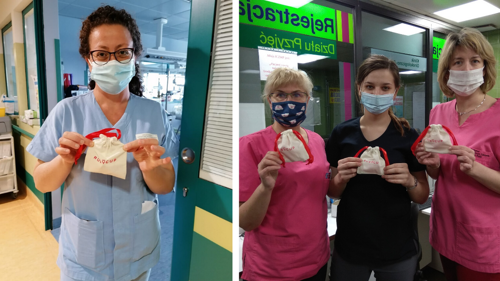 Nurses at San Matteo Hospital in Pavia (Italy) and at the Instytut Centrum Zdrowia Matki Polki in Łódź (Poland).