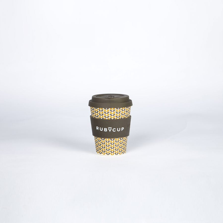 Ruby Reusable Coffee To Go Cup