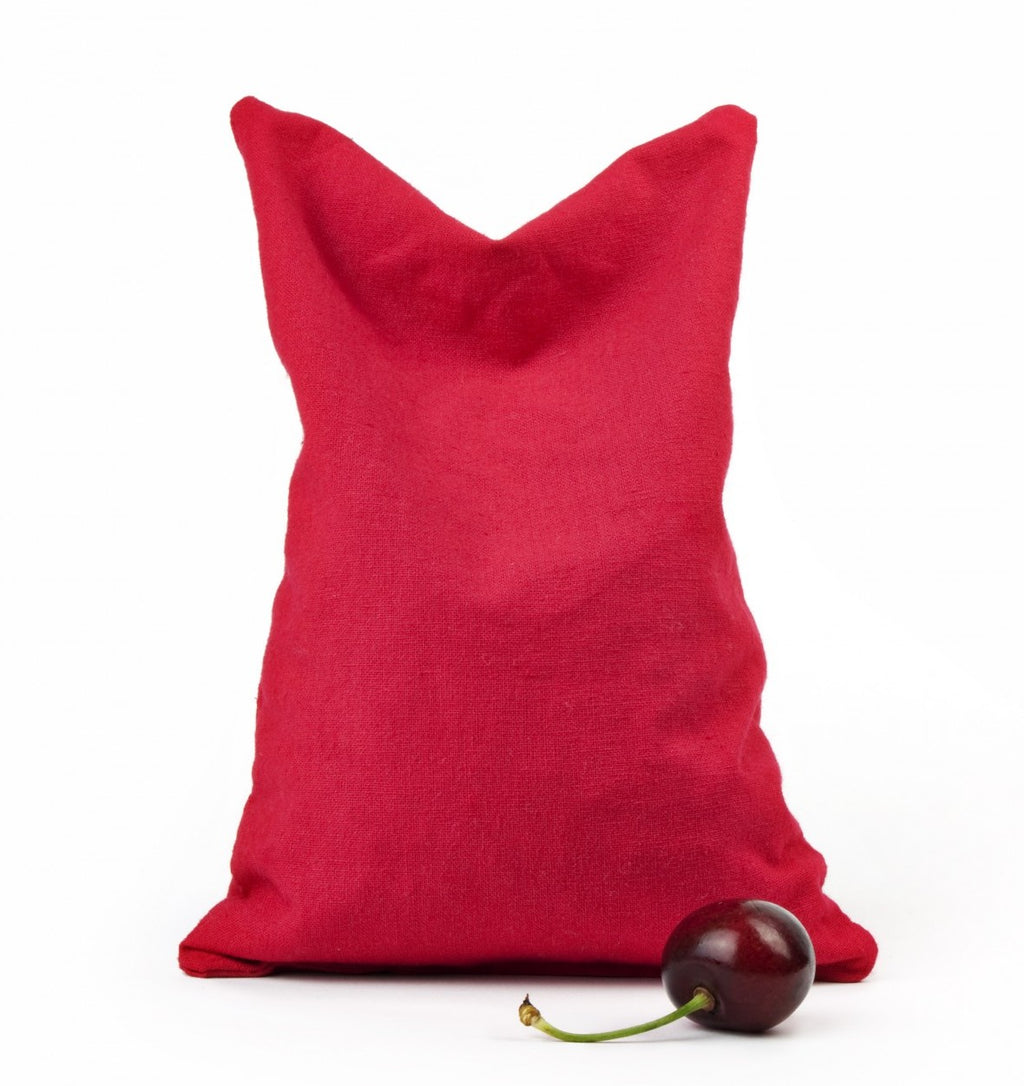Cherry Stone Pillow