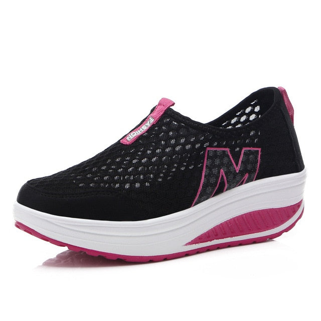 Sports shoes without laces – Fayn Shop