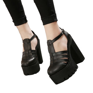 a8b430822 Gdgydh Hot Selling 2019 New Summer Fashion High Platform Sandals Women  Casual Ladies Shoes China Black