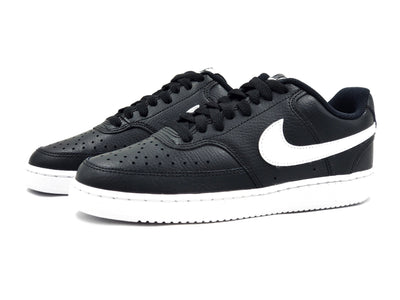 Nike Court Vision Low CD5434001 Negro/Blanco-Mujer