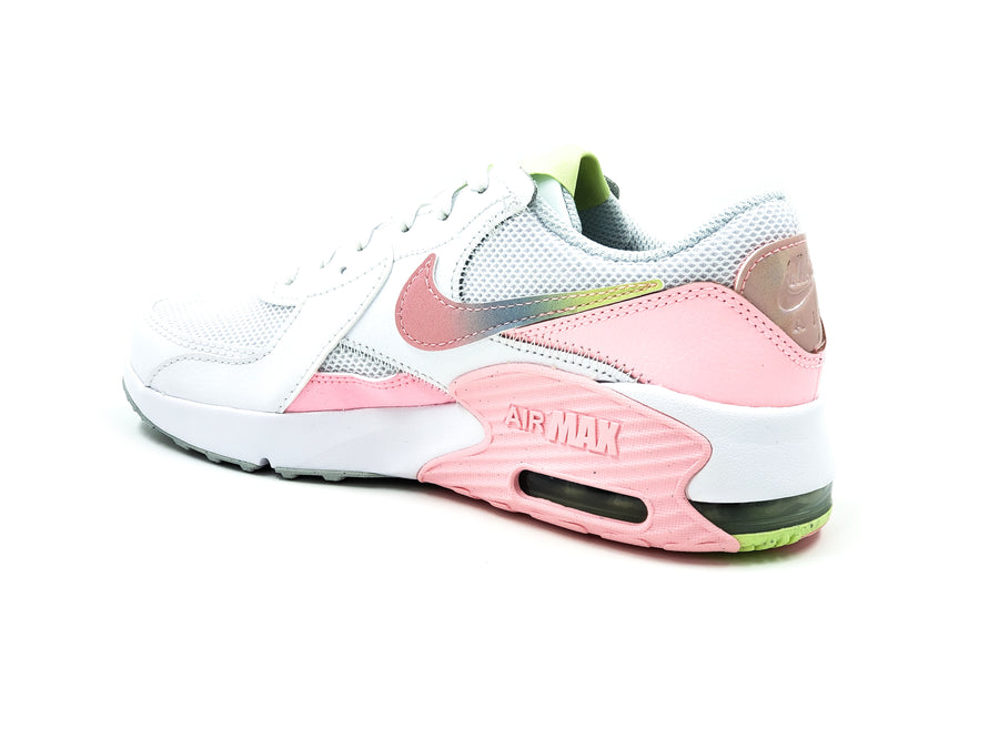 Tenis Nike Air Max Excee MWH CW5829100 Blanco/Rosa Mujer
