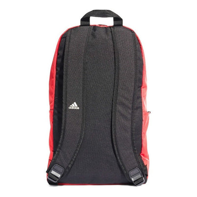 Mochila adidas Classic 3-stripes Pocket Fj9262 Rojo