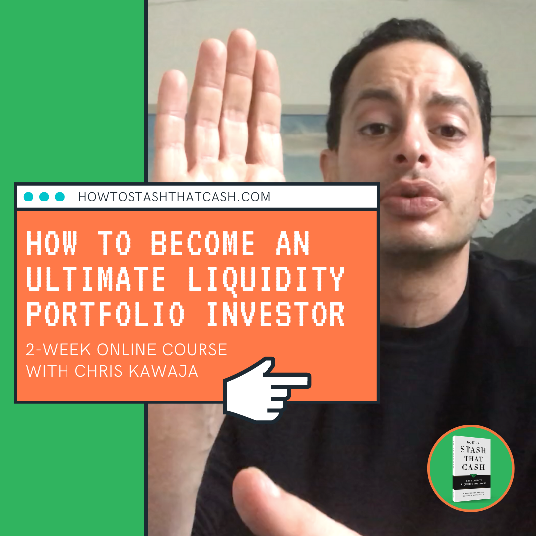How to Become an Ultimate Liquidity Portfolio Investor (Online Course)