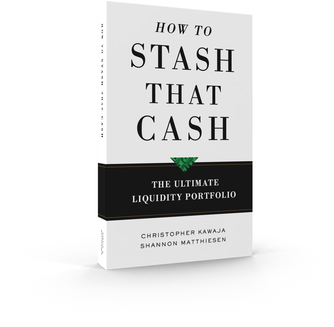 How to Stash That Cash - The Ultimate Liquidity Portfolio (Paperback)