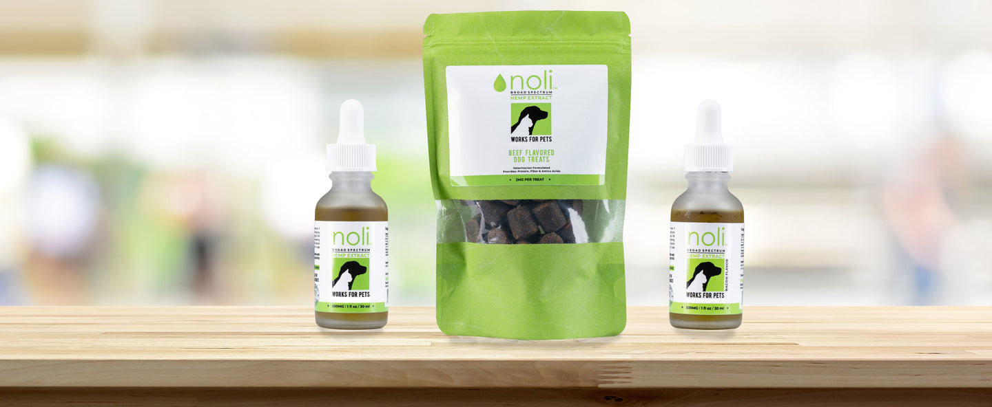 CBD Pet Dog treats oil