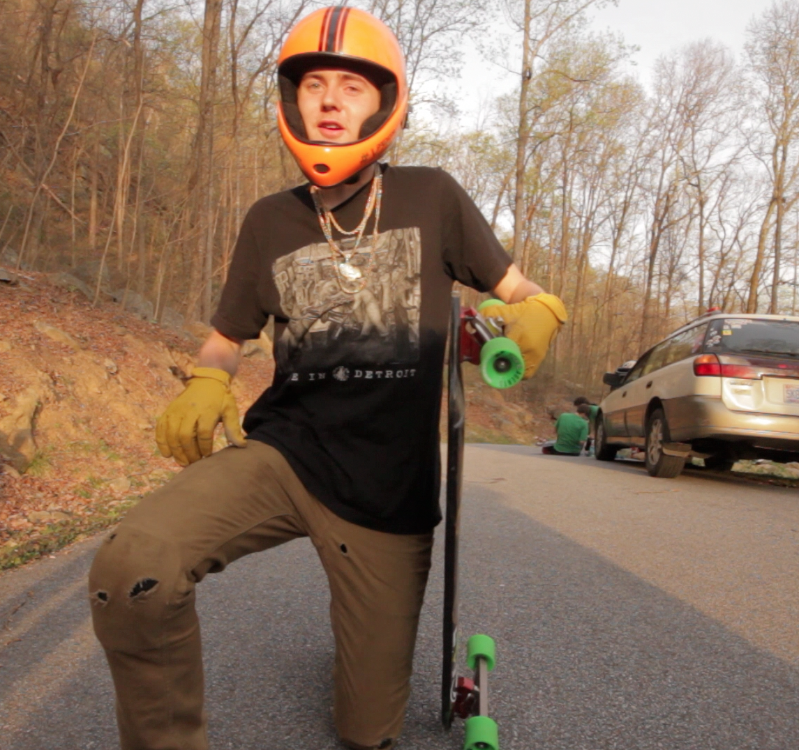 Gold Chains, Concussed Brains, and Tinder Thangs: The Merritt Speirs Story - OMEN Longboards