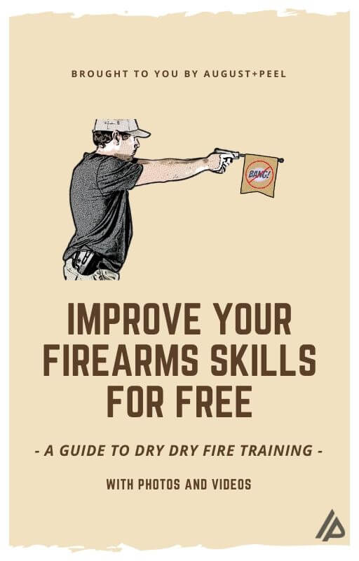 dry fire training guide ebook