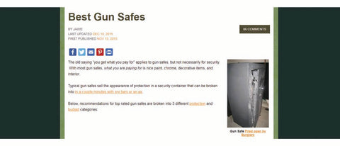 gunsafesreviewguy screen shot