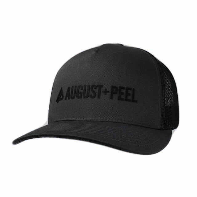 Subdued Embossed Trucker Hat