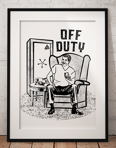 Off Duty Art