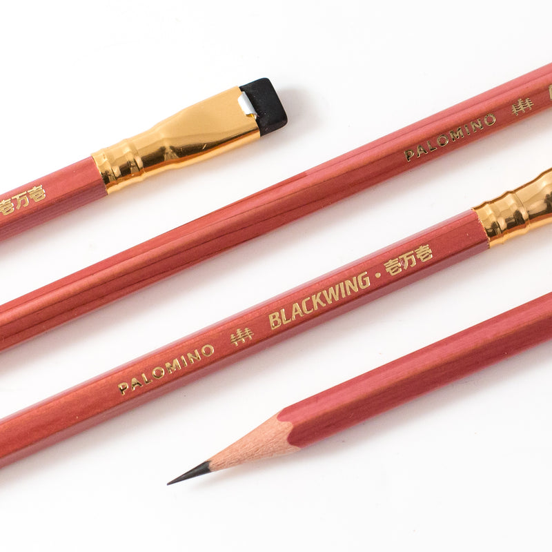 """JUL 2018 1x Palomino Blackwing Pencil Volumes 10001 /""""Puzzles/"""" SOLD OUT LTD ED"""