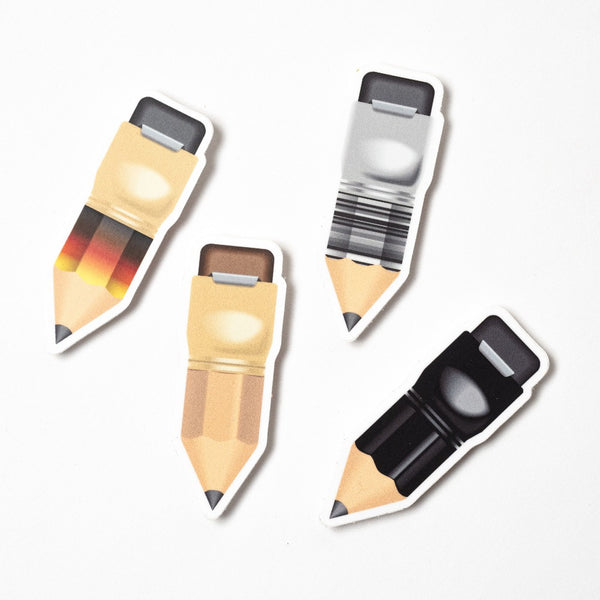 Blackwing Volumes Sticker Set - Year 1