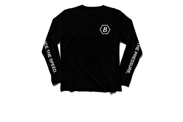 Blackwing Long Sleeve Slogan B Shirt