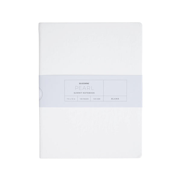 Blackwing Pearl Summit Notebook - Blank Paper