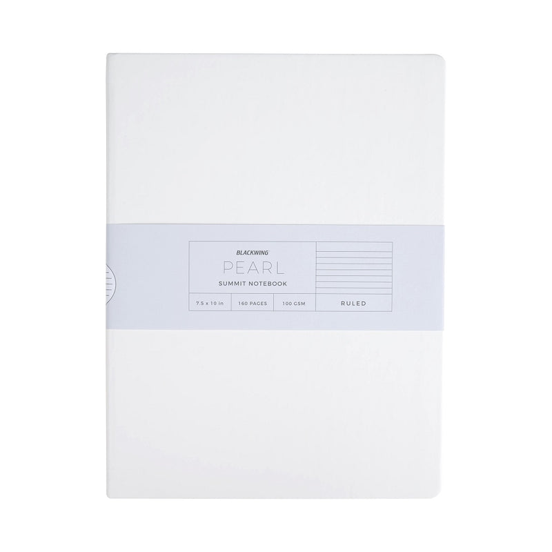 Blackwing Pearl Summit Notebook - Ruled Paper