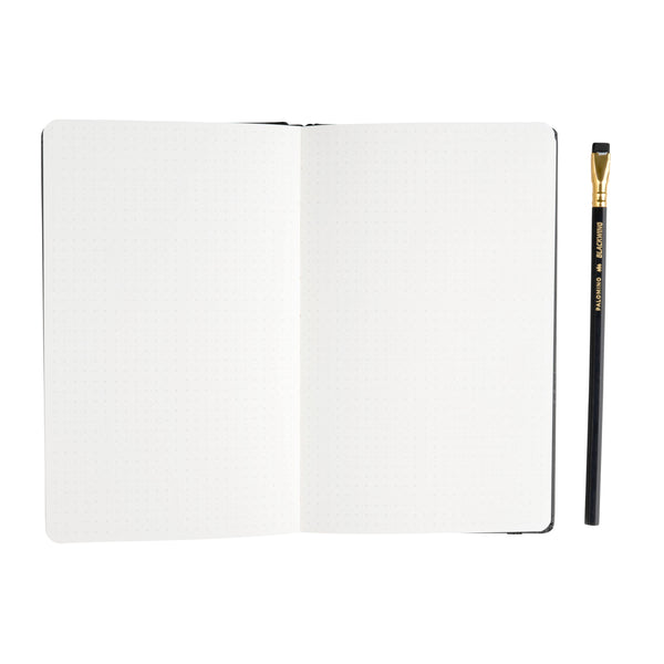 Blackwing Slate Notebook - Pencil Included
