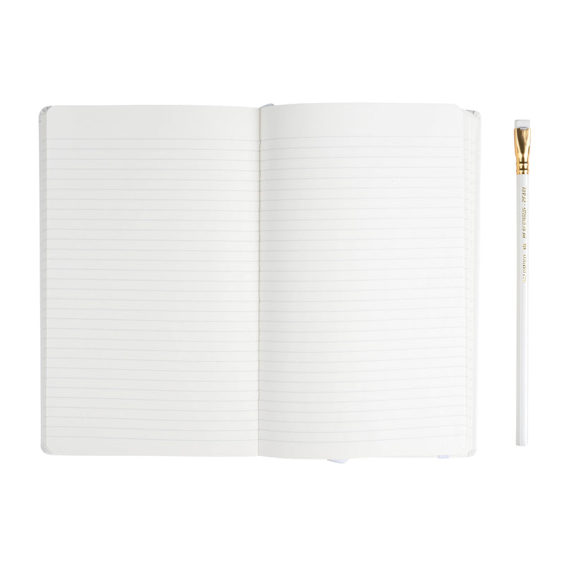 Blackwing Pearl Slate Notebook - Open
