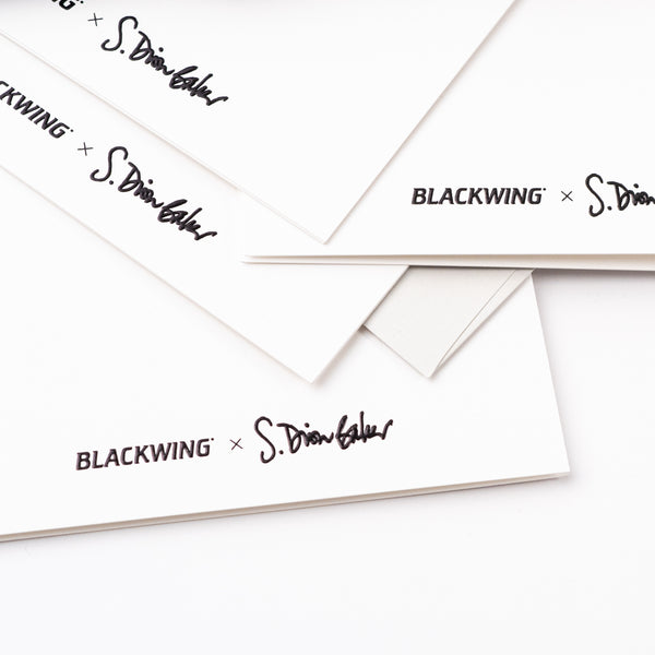 Blackwing Volumes Notecards - Year Two