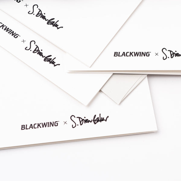 Blackwing Volumes Notecards - Year One