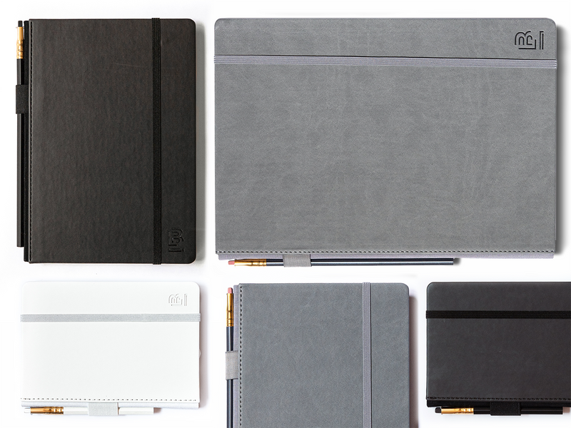 Blackwing Slate notebook lineup