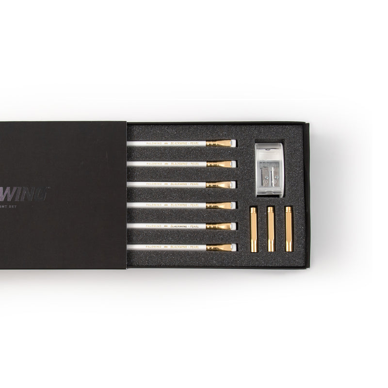 Blackwing Starting Point Set - Pearl Pencils