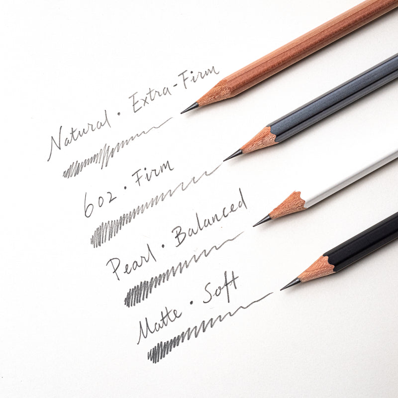 Blackwing Audition Pack - Set of 4 Pencils