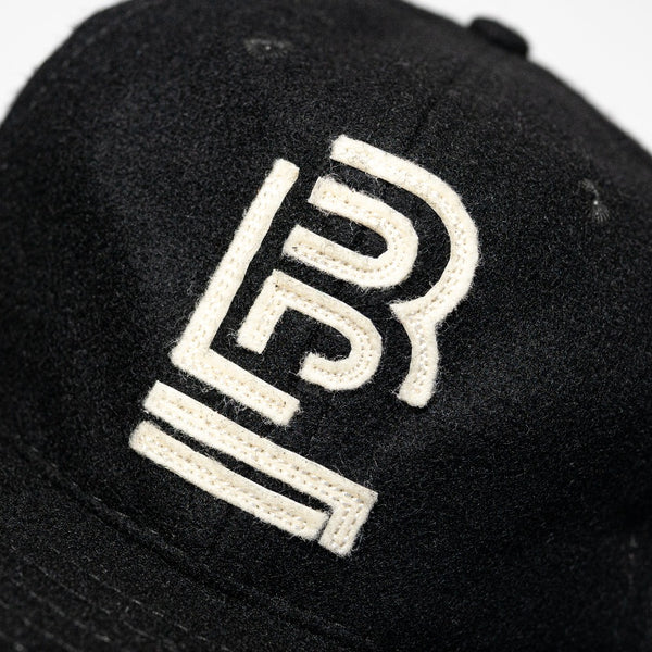 Blackwing Wool Baseball Cap - Blackwing Logo