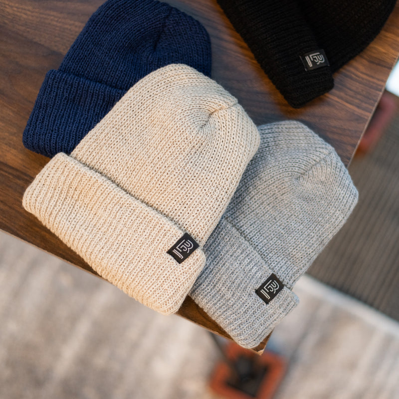 "Blackwing ""B"" Beanie"