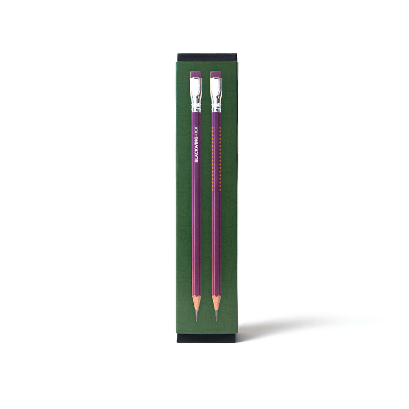 Blackwing Volume XIX 12 pack box - side view