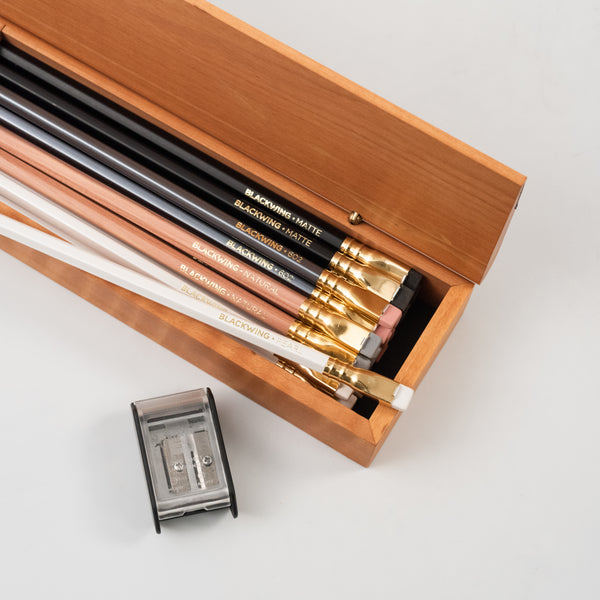 Blackwing Special Edition Wood Box Set