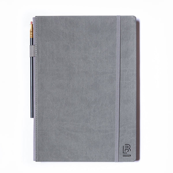 Large Blackwing Slate Notebook - Grey