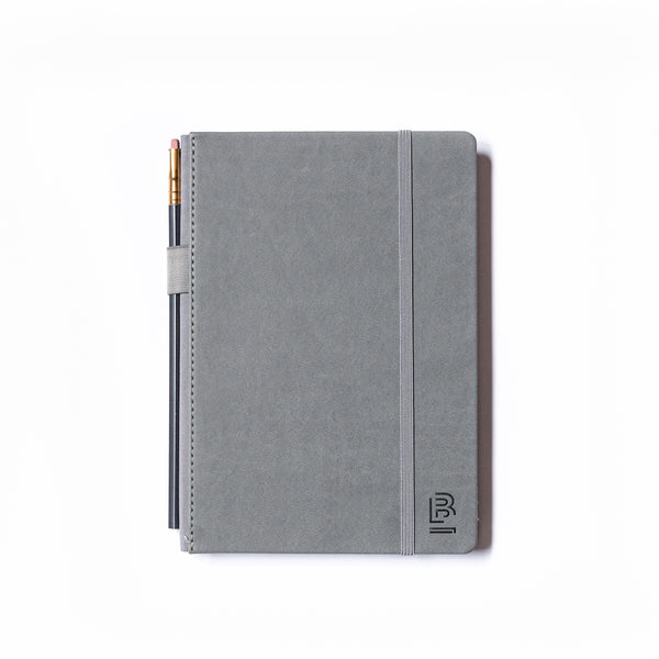 Medium Blackwing Slate Notebook - Grey