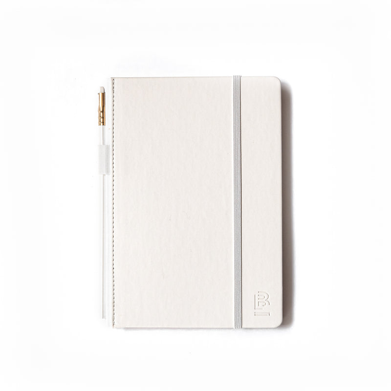 Medium Blackwing Slate Notebook - White