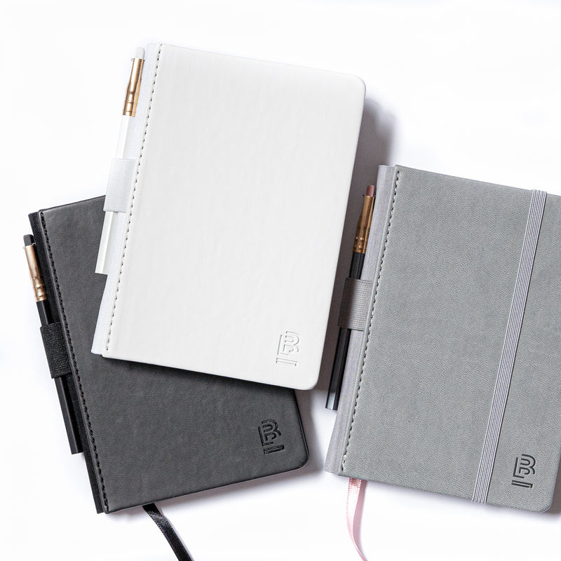 Small Blackwing Slate Notebook - White