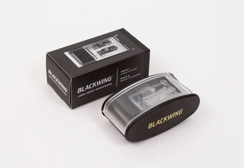 Blackwing Long Point Sharpener - Box