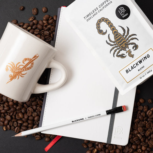 Blackwing x Timeless Coffee Bundle