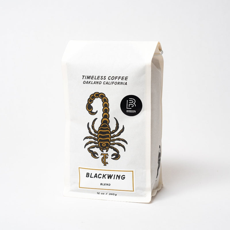 Blackwing x Timeless Coffee Bundle - Blackwing Blend Cofffee