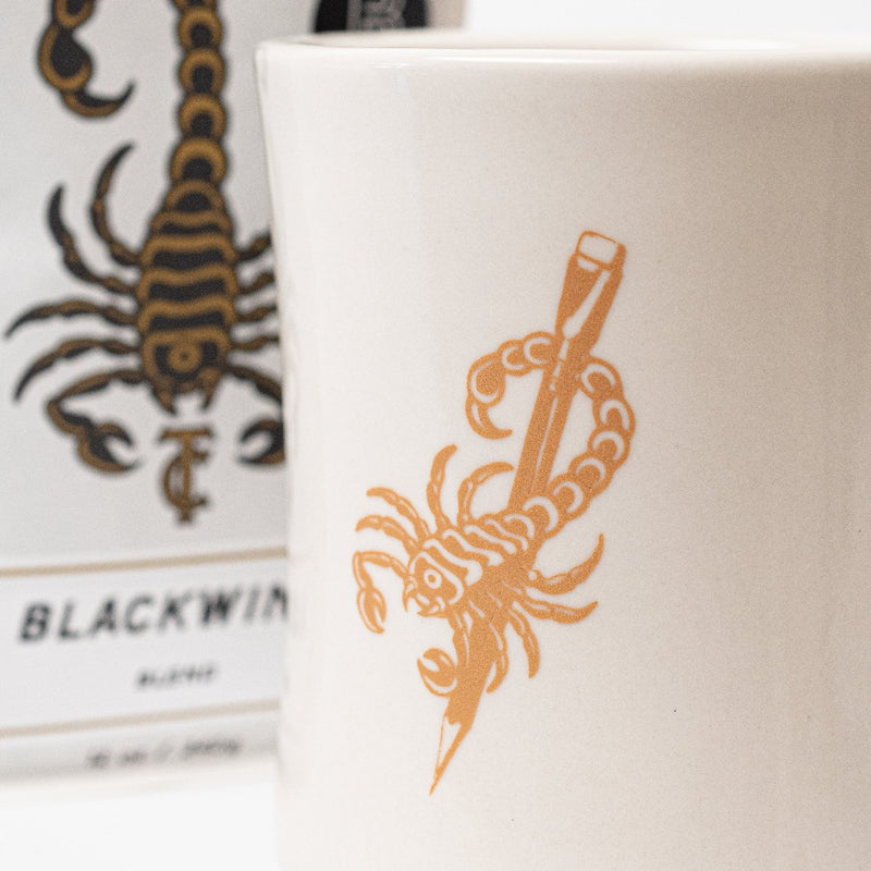 Blackwing x Timeless Coffee Mug
