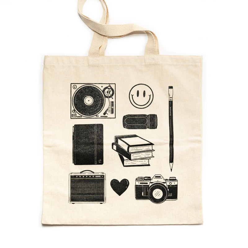 Blackwing Doodle Tote