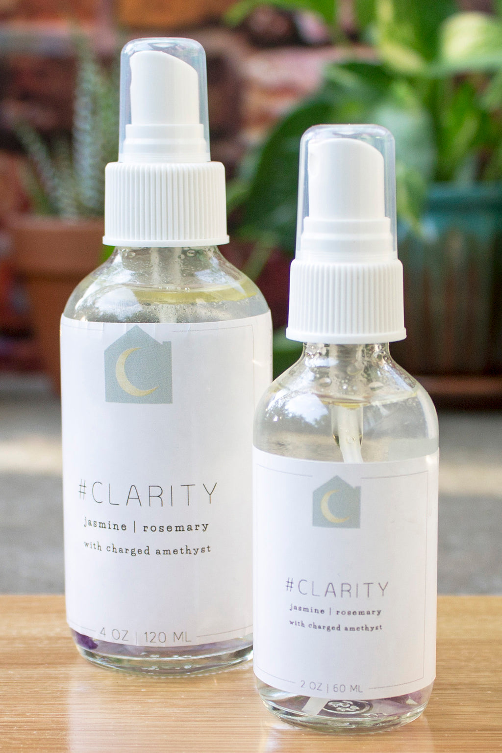 #Clarity Room Spray