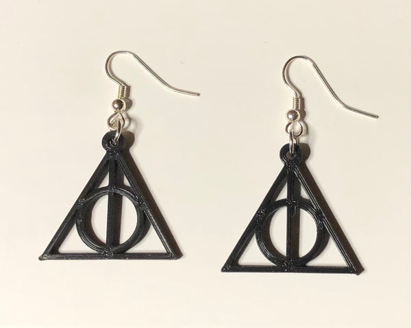 Deathly Hollows Earrings