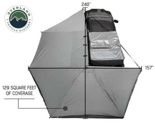 Overland Vehicle Systems Nomadic Awning 270
