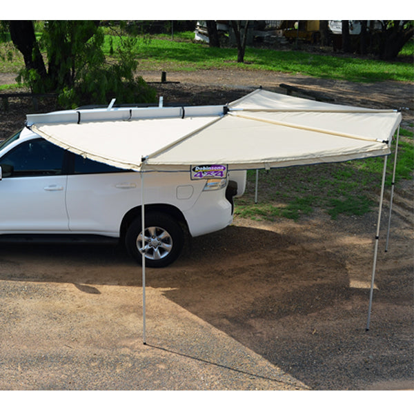 DOBINSONS SENSU 270° ROLL OUT AWNING