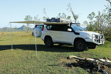 Load image into Gallery viewer, DOBINSONS 4×4 ROLL OUT AWNING 4.6FT X 6.5FT SMALL SIZE, INCLUDES BRACKETS AND HARDWARE