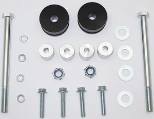 DOBINSONS FRONT IFS DIFF DROP KIT FOR TOYOTA TACOMA 4RUNNER AND FJ CRUISER(DD59-527K)