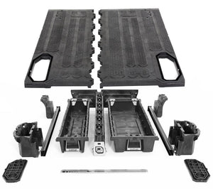 Decked Nissan Frontier In Bed Drawer System (2005-Current)