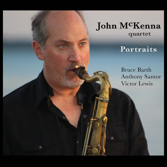 Portraits by John McKenna Quartet [PRESS DOWNLOAD]